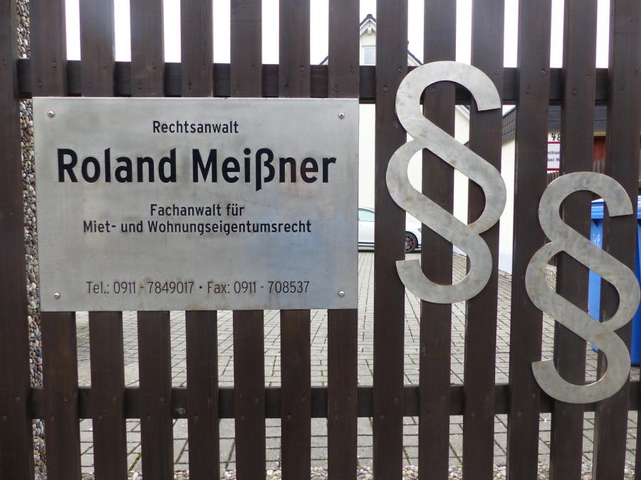 Roland Meißner Schild